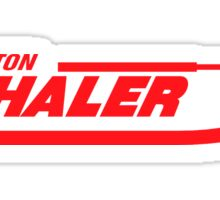 Boston Whaler Sticker