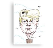 Trump Balloon Canvas Print