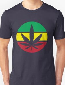 Weed Leaf - Weed T Shirts T-Shirt