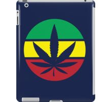 Weed Leaf - Weed T Shirts iPad Case/Skin