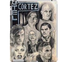 American Horror Story Hotel Caffeine Shock iPad Case/Skin