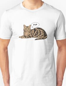 Cat Kitty Sup T-Shirt