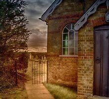 Little Hallingbury Free Church by Nigel Bangert