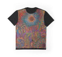 Tropical Dawn Graphic T-Shirt