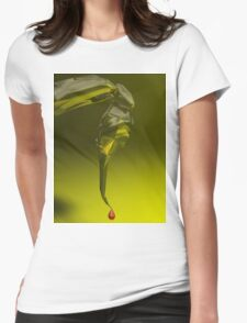 Scorpoin Sting Womens Fitted T-Shirt