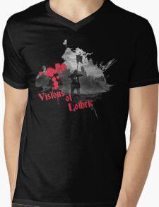 visions of lothric  Mens V-Neck T-Shirt
