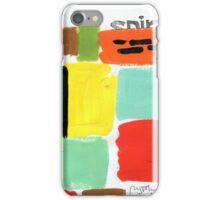 painting not made 4 iPhone Case/Skin