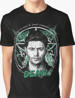 Dean Supernatural Graphic T-Shirt
