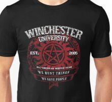 WE HUNT THINGS WE SAVE PEOPLE Unisex T-Shirt