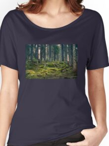 Primeval forest Women's Relaxed Fit T-Shirt