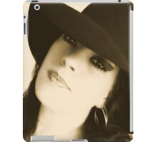My Favourite Hat iPad Case/Skin