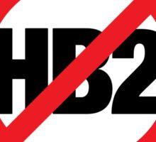 HB2 Sticker