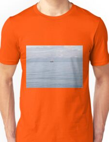 Boat On The Water Unisex T-Shirt