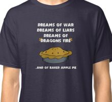 ...and of Baked Apple Pie Classic T-Shirt