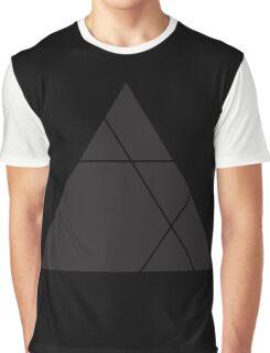 Geometric Triangle 1 Graphic T-Shirt