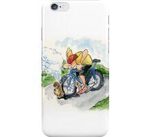 Mountain Bike Challenges iPhone Case/Skin