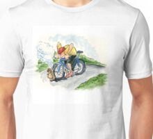 Mountain Bike Challenges Unisex T-Shirt