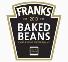 Frank's Baked Beans Kids Tee