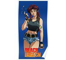 Black Lagoon 3 Poster