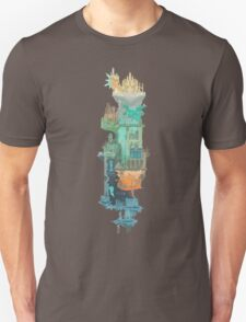 Dark Souls World Map T-Shirt