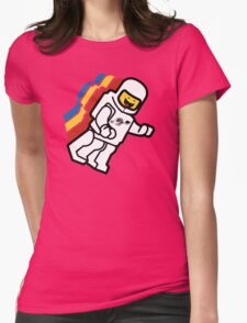 LEGO Floating Benny Womens Fitted T-Shirt