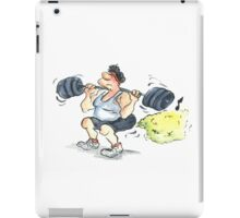 Heavy Weight iPad Case/Skin