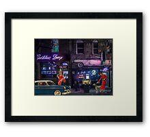 CADILLAC LOUNGE  Framed Print