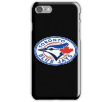 blue jays logo iPhone Case/Skin