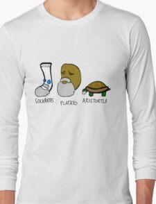 Philostuffers Long Sleeve T-Shirt