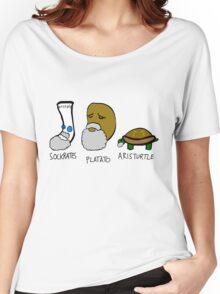 Philostuffers Women's Relaxed Fit T-Shirt