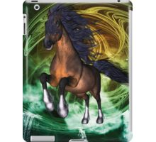Amazing horse iPad Case/Skin