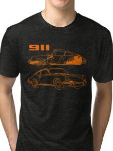 retro 911 Tri-blend T-Shirt