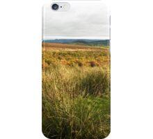 Cleveland Hills, North Yorkshire, UK iPhone Case/Skin