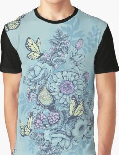 Beauty (eye of the beholder) - powder blue version Graphic T-Shirt