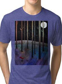 Sweet Forest Tri-blend T-Shirt