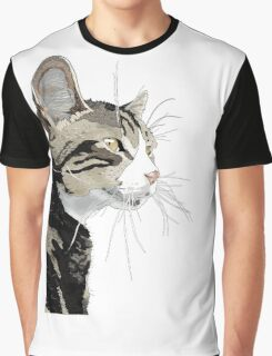 CK the Moggy Graphic T-Shirt