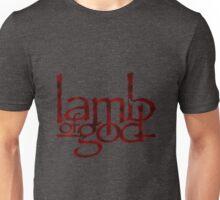 Lamb of God Logo Unisex T-Shirt