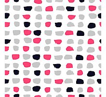 Textured Brush Stroke Photographic Print