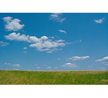 Earth and Sky Photographic Print