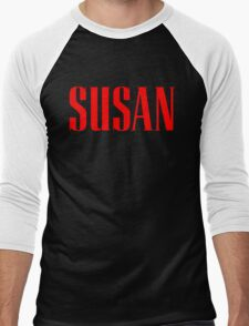 Susan Men's Baseball ¾ T-Shirt