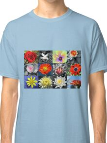 Love Flowers Classic T-Shirt