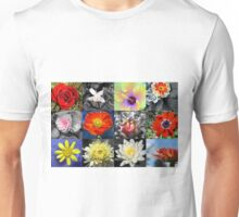 Love Flowers Unisex T-Shirt