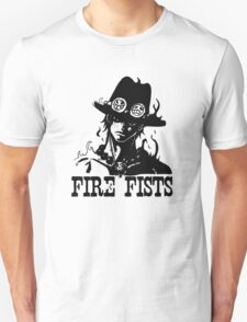 One Piece - Fire Fists T-Shirt