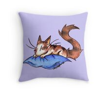 Pillow Cat Throw Pillow