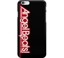 Angel Beats! Titel Red iPhone Case/Skin