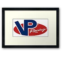 VP Racing Framed Print