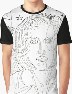 Scully  Graphic T-Shirt