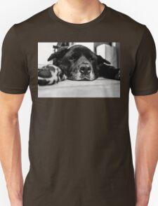 Black Eyed Dog Unisex T-Shirt