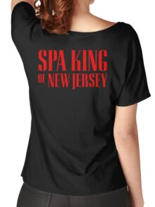 Spa King of New Jersey Women's Relaxed Fit T-Shirt