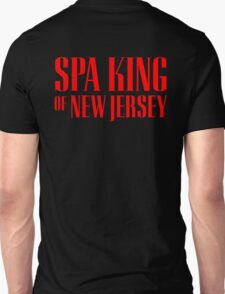 Spa King of New Jersey Unisex T-Shirt